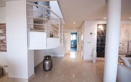 Duplex våning