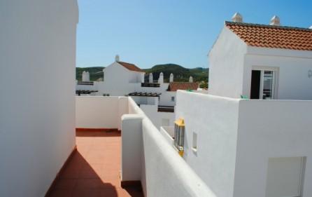 Terrass takvåning gavel