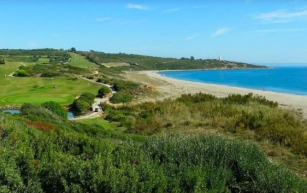 Strand vid La Alcaidesa Golf
