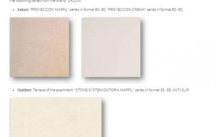 Golv och vägg – keramik och kakel