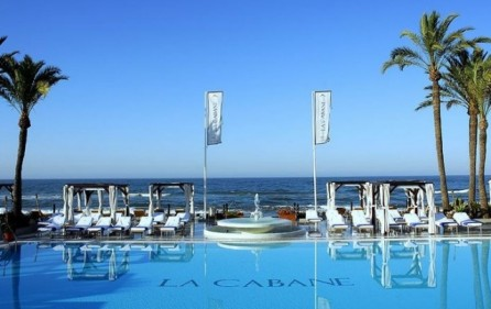La Cabane Beach Club