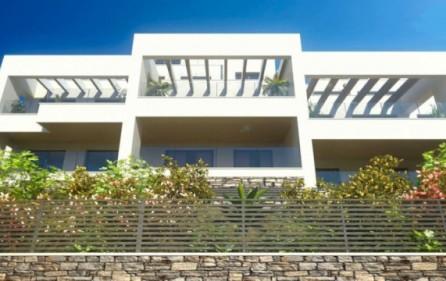 Exempel terrasser på mellanplan