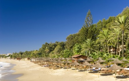 Playa Nagueles Marbella