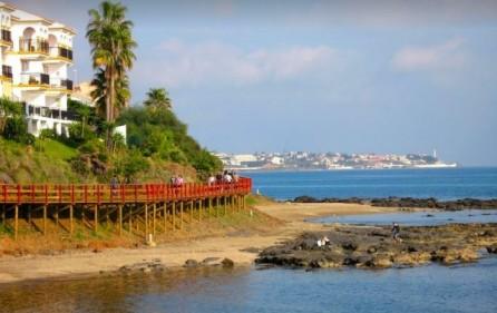 Strandpromenad La Cala – Calahonda