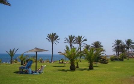 Strand i La Veleta