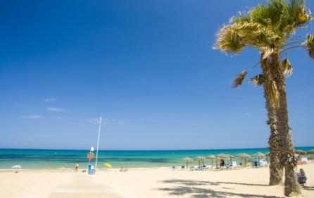 Strand i Torrevieja