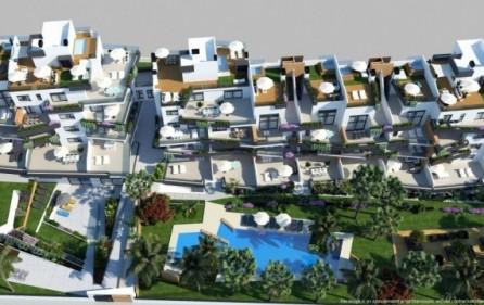 Översikt bostadsområdet