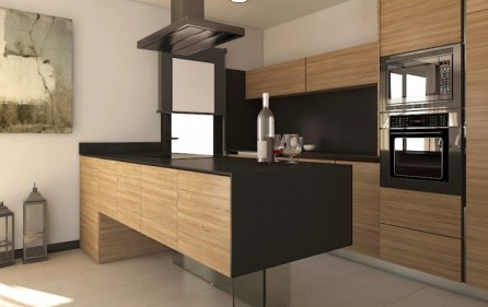 Exempel öppet kök