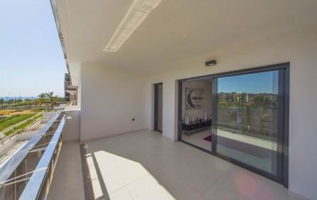Exempel främre terrass mot vardagsrum