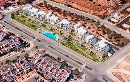 Översiktskarta bostadsområdet