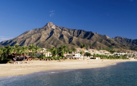 Playa del Ancon – Marbella