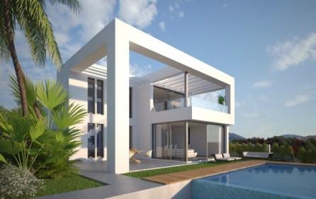 Villa typ 1A