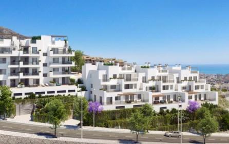 Exempel terrasser med öppen havsutsikt