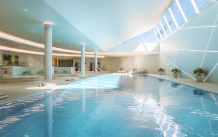 Pool inomhus