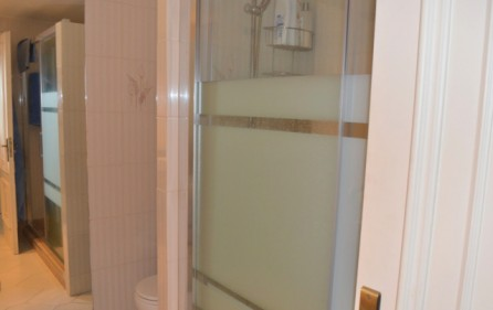 Dusch i badrum