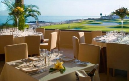Guadalmina SPA & Golf Restaurang