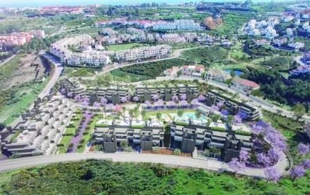 Översikt bostadsområde