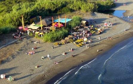 Strand vid Sonora Beach Club