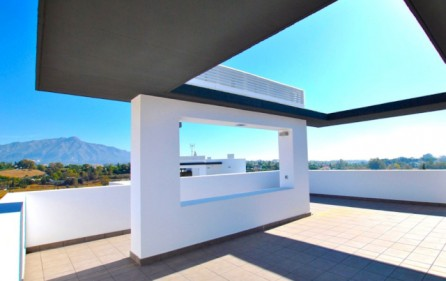 Takterrass på takvåningar