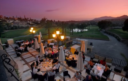 Los Naranjos Golf restaurang