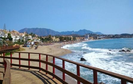 Strand – Cala de Mijas