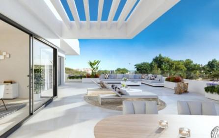 Stora terrasser