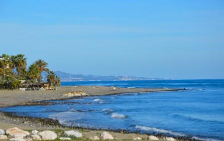 Havsviken San Pedro till Marbella