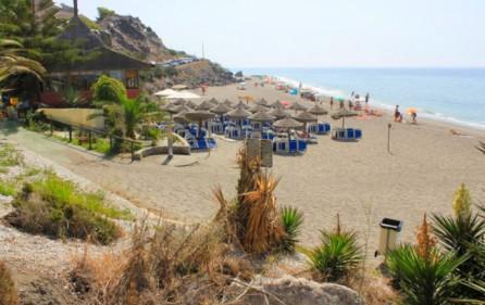 Playa Vilchez Torrox