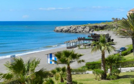 Torrox Costa strand