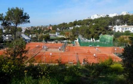 Miraflores Tennisbana