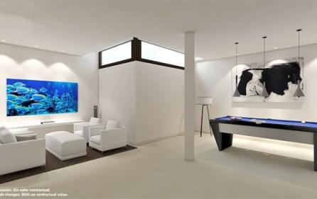 Extra rum i källarplan