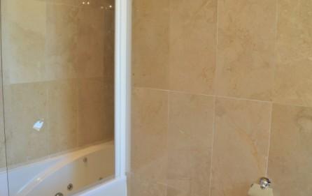 Badkar i badrum 1