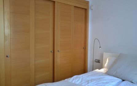Garderober i sovrum