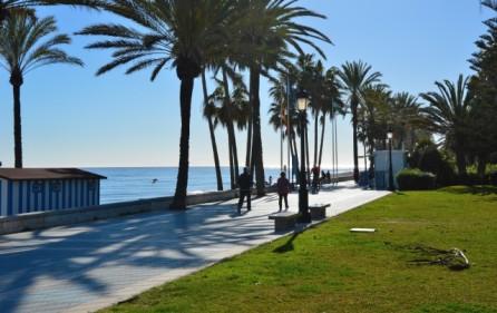 Strandpromenad San Pedro Playa