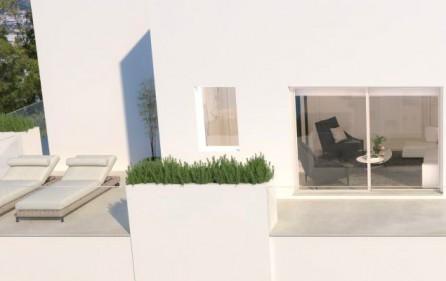 Exempel terrasser