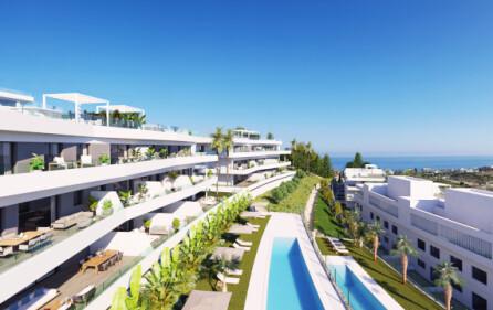 Exempel olika terrasser