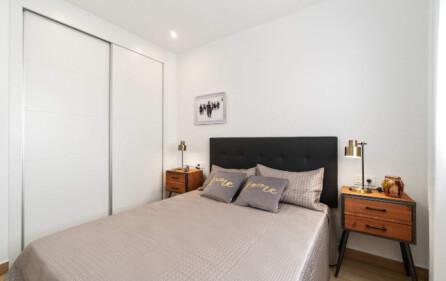 Garderober i sovrum 2